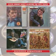 Jerry Reed, Jerry Reed / Hot A' Mighty! / Lord Mr. Ford / The Uptown Poker Club (CD)
