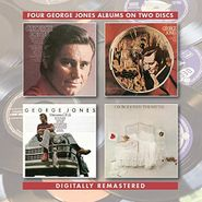George Jones, George Jones / In A Gospel Way / Memories Of Us / The Battle (CD)