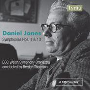 Daniel Jones, Symphonies Nos. 1 & 10 (CD)