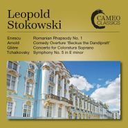 Leopold Stokowski, Leopold Stokowski Conducts Recordings From 1954 & 1973 (CD)
