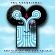 The Chameleons, What Does Anything Mean? Basically [Clear Vinyl] (LP)