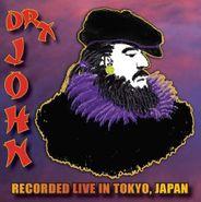Dr. John, Recorded Live In Tokyo, Japan (CD)