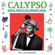 Various Artists, Soul Jazz Records Present Calypso: Musical Poetry In The Caribbean 1955-69 (LP)