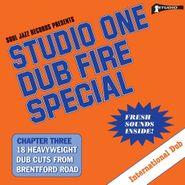 Dub Specialist, Studio One Dub Fire Special (LP)