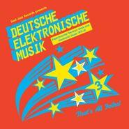 Various Artists, Deutsche Elektronische Musik Vol. 3: Experimental German Rock & Electronic Music 1971-81 (LP)
