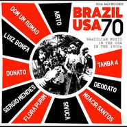 Various Artists, Brazil USA 70: Brazilian Music In The USA In The 1970s (LP)