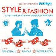 Various Artists, Fashion Records: Style & Fashion (LP)