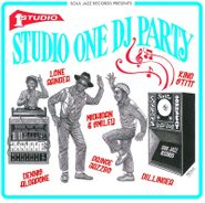 Various Artists, Studio One DJ Party (LP)