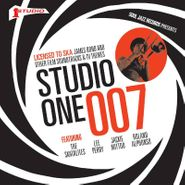 """Various Artists, Studio One 007: Licensed To Ska! James Bond & Other Film Soundtracks & TV Themes [Record Store Day Box Set] (7"""")"""