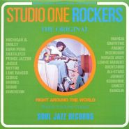 Various Artists, Studio One Rockers [Record Store Day Green Vinyl] (LP)