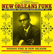 Various Artists, New Orleans Funk 4: Voodoo Fire In New Orleans 1951-75 (CD)
