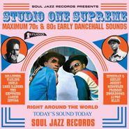 Various Artists, Studio One Supreme: Maximum 70s & 80s Early Dancehall Sounds (CD)