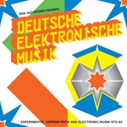 Various Artists, Deutsche Elektronische Musik: Experimental German Rock & Electronic Music 1972-83 [Part B] (LP)