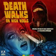 Stelvio Cipriani, Death Walks On High Heels [OST] (LP)