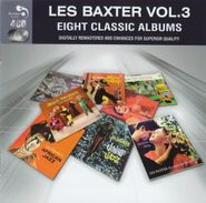 Les Baxter, Eight Classic Albums, Vol. 3 (CD)