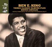 Ben E. King, Three Classic Albums Plus Bonus Singles (CD)