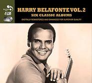 Harry Belafonte, Six Classic Albums, Vol. 2 (CD)