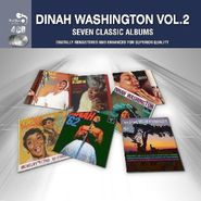 Dinah Washington, Seven Classic Albums Vol. 2 [Box Set] (CD)
