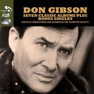 Don Gibson, Seven Classic Albums Plus Bonus Singles (CD)
