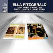 Ella Fitzgerald, Song Books Volume Two - Duke Ellington & Irving Berlin (CD)