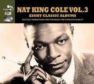 Nat King Cole, Eight Classic Albums Vol. 3 (CD)
