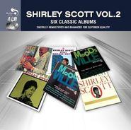 Shirley Scott, Six Classic Albums Vol. 2 (CD)