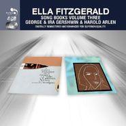 Ella Fitzgerald, Song Books Vol. 3: George & Ira Gershwin / Harold Arlen (CD)