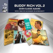 Buddy Rich, Seven Classic Albums Vol. 2 (CD)