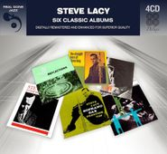 Steve Lacy, Six Classic Albums (CD)