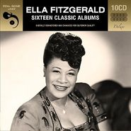Ella Fitzgerald, Sixteen Classic Albums [Box Set] (CD)