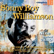 Sonny Boy Williamson, Nine Below Zero 1951-1962 (CD)