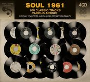 Various Artists, Soul 1961 (CD)