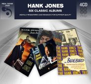 Hank Jones, Six Classic Albums (CD)