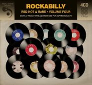 Various Artists, Rockabilly: Red Hot & Rare Vol. 4 (CD)