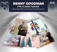 Benny Goodman, Five Classic Albums (CD)