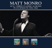 Matt Monro, Three Classic Albums Plus Singles 1956-1962 (CD)
