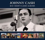 Johnny Cash, Eight Classic Albums (CD)