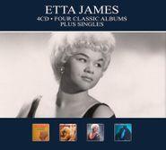 Etta James, Four Classic Albums Plus Singles (CD)