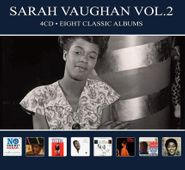 Sarah Vaughan, Eight Classic Albums Vol. 2 (CD)