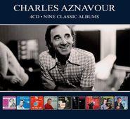 Charles Aznavour, Nine Classic Albums (CD)