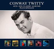 Conway Twitty, Six Classic Albums Plus Singles (CD)