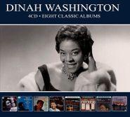 Dinah Washington, Eight Classic Albums (CD)