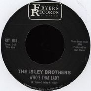 """The Isley Brothers, Who's That Lady? / St. Louis Blues (7"""")"""