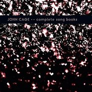 John Cage, Cage: Complete Song Books (LP)