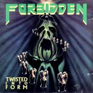 Forbidden, Twisted Into Form (CD)