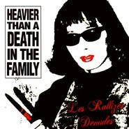 Les Rallizes Denudes, Heavier Than A Death In The Family (LP)