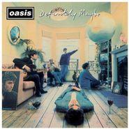 Oasis, Definitely Maybe [Silver Vinyl] (LP)
