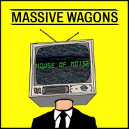 Massive Wagons, House Of Noise (CD)