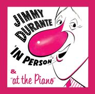 Jimmy Durante, In Person / At The Piano (CD)
