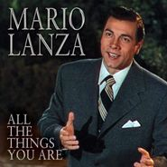 Mario Lanza, All The Things You Are (CD)